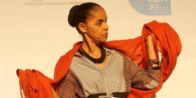 Marina entra no ringue: 'marca de Dilma é retrocesso e PSDB de Aécio tem cheiro de