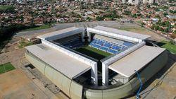 Arena Pantanal registra a nona morte em obras para a
