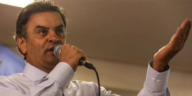 Avanço de Aécio Neves aumenta chance de segundo turno na corrida presidencial, diz