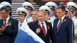 Adivinhe para onde Putin foi no dia da vitória