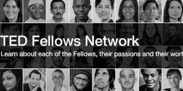 TED Talks no Rio de Janeiro: interessado em