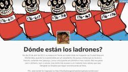 Brasileira assaltada no Uruguai faz tumblr com fotos dos
