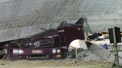 Tragédia em BH: escoras eram retiradas de viaduto no momento de