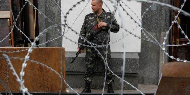 Após vitória separatista, leste da Ucrânia quer votar por anexação à