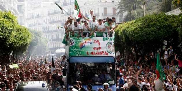 Descubra como surgiu o rumor de que a seleção da Argélia doaria sua premiação da Copa a