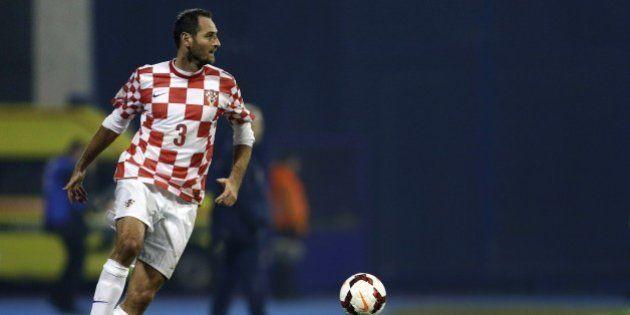 Fifa mantém punição e zagueiro croata perde a Copa por ter entoado gritos