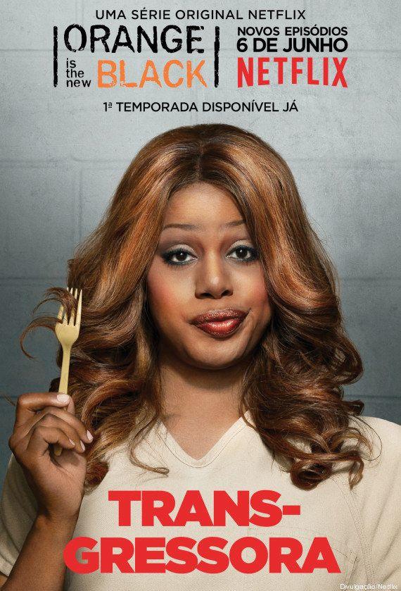 5 cartazes exclusivos da segunda temporada de Orange is The New