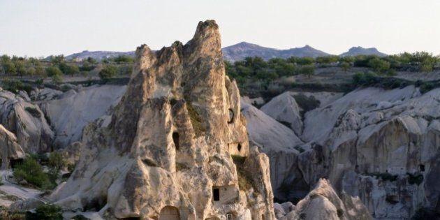 A fé move montanhas: as mais belas igrejas e monastérios esculpidos na rocha
