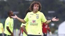 As 14 melhores caras de David Luiz no