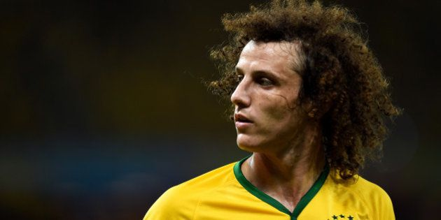 David Luiz será o capitão contra a Alemanha na disputa da