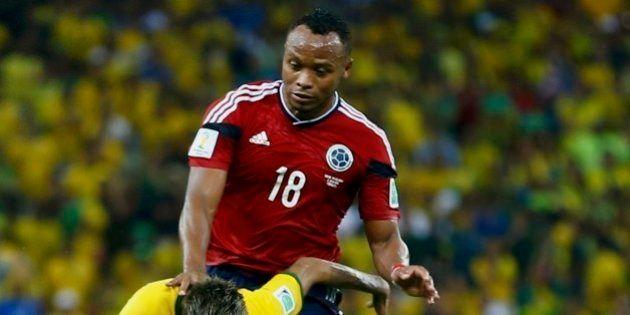 Algoz de Neymar, Juan Zúñiga se defende: