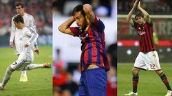 Cristiano, Neymar ou Kaká: quem é o mais popular aqui no