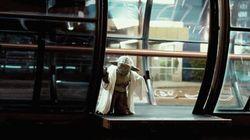 Yoda, ET e Compadre Washington: como assim,