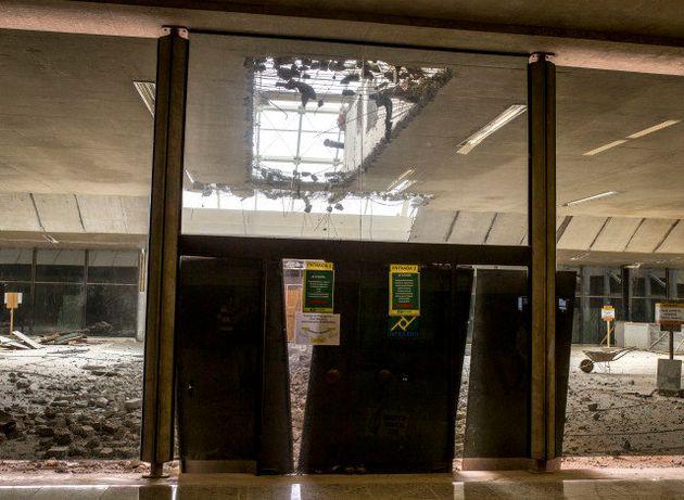 Infraero diz que aeroportos estão prontos para a Copa do Mundo. Mas não parece, vendo essas