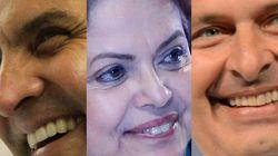Quanto cada um dos presidenciáveis enriqueceu nos últimos quatro