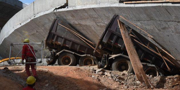 Desabamento em BH: construtora responsável por viaduto repassou quase R$ 3 mi em doações a partidos em