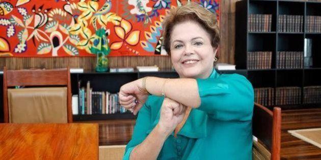 'São ossos do ofício', diz Dilma Rousseff sobre possibilidade de ser ofendida na entrega da taça na final...