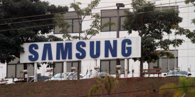Em roubo cinematográfico, quadrilha leva carga de R$ 80 milhões da Samsung em