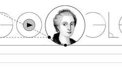 Saiba quem é a mulher que aparece no Doodle de