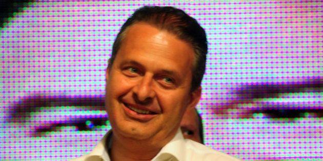 Campos volta a negar 'racha' na chapa com Marina e ataca Dilma: