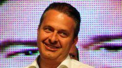 Paz com Marina, ataque contra Dilma: o dia de Eduardo Campos teve de