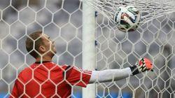 Na etapa final desta Copa o gol parece
