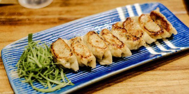 Hanamaruken's Gyoza