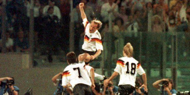 Por que a Alemanha é favorita contra o
