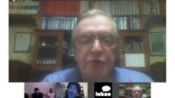 Lobão, Olavo e Danilo Gentili: a direita conservadora em posição de