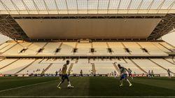 Corinthians faz primeiro jogo oficial na arena de abertura da Copa neste