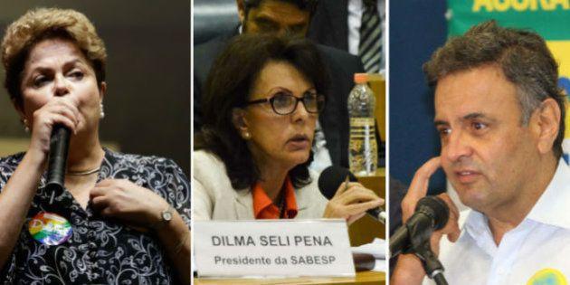 Dilma deve explorar falta de água em São