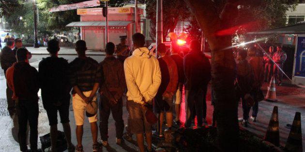 Virada Cultural em São Paulo tem violência e mais de 50