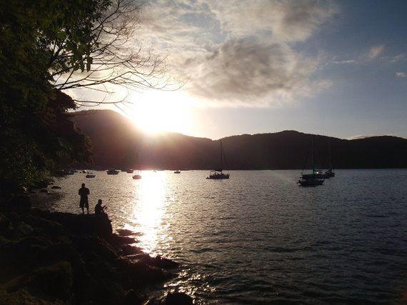 Um paraíso chamado Ilha Grande