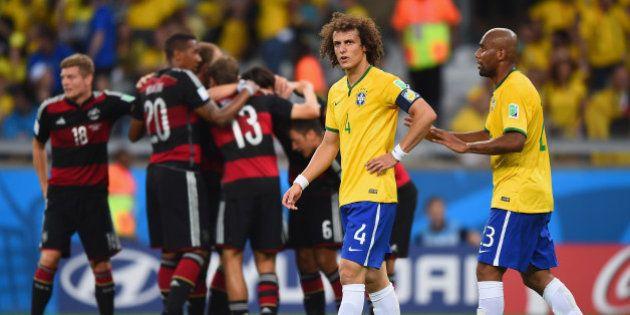 Brasil x Alemanha: Seleção Brasileira sofre a maior humilhação de sua história no