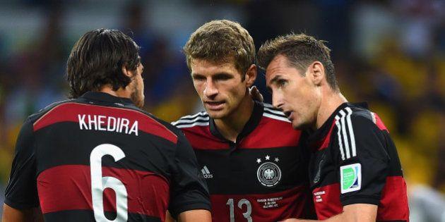 Brasil perdeu, e a Alemanha mantém a maldição do 24