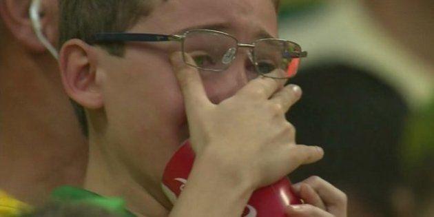 Vine de criança chorando viraliza nas redes sociais e simboliza momento em que o Brasil
