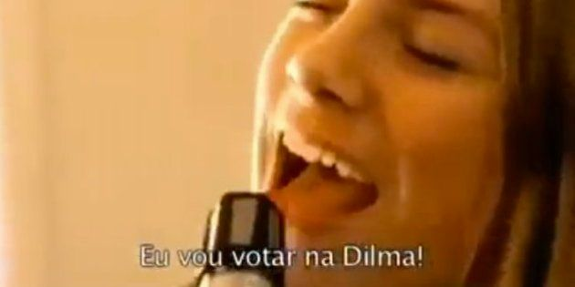MMMBop Vs. D.I.S.C.O. Conheça os ~novos~ jingles de Dilma Rousseff e Aécio Neves