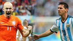 Eles já se enfrentaram quatro vezes em Copas do Mundo. Saiba quem leva a