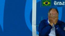 Felipão! Dilma, Aécio e Campos têm uma mensagem pra