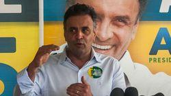 Aécio ataca estrategia dilmista: 'É uma campanha