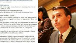 Intolerância: Comunidade pró-Bolsonaro prega boicote a médicos