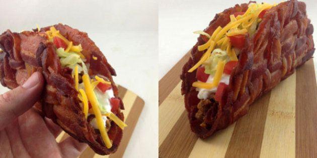 Bacon! Bacon! BACON! invenções desnecessárias com Bacon