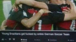 Ooohhh Yeahh! Vitória da Alemanha contra o Brasil vai parar no