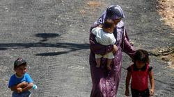 O tormento das mães que cuidam sozinhas das crianças refugiadas da