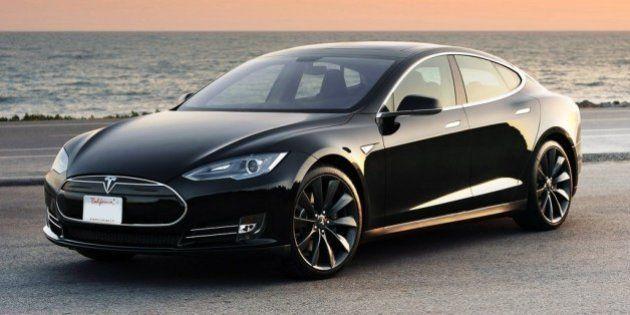 O novo superesportivo ecológico da Tesla