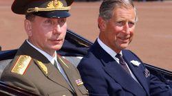 Príncipe Charles compara Putin a