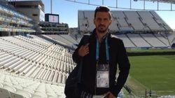 Adeus ao jornalista argentino que veio cobrir a Copa no Brasil e morreu em acidente