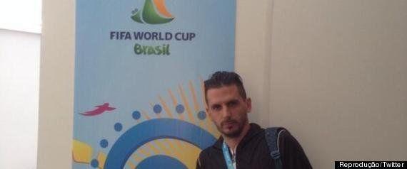Adeus ao jornalista argentino Jorge Luis López, apaixonado pelo jornalismo esportivo e morto em acidente...