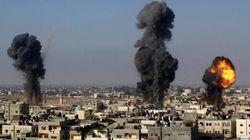 Vídeo mostra como é viver um dia na Faixa de Gaza sob bombas de