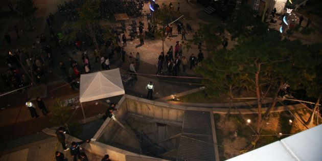 Acidente durante show na Coreia do Sul deixa 14 mortos e 11